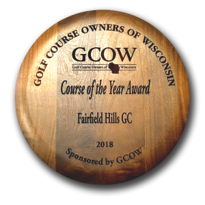 course of the year award