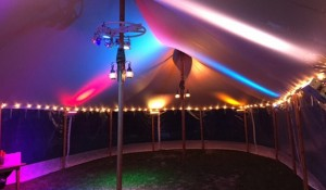 lighting tent